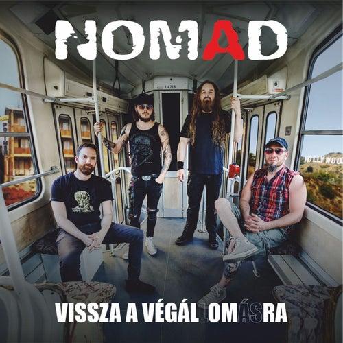 Vissza A Végál.Om..Ra (Live at Rockház) by Nomad