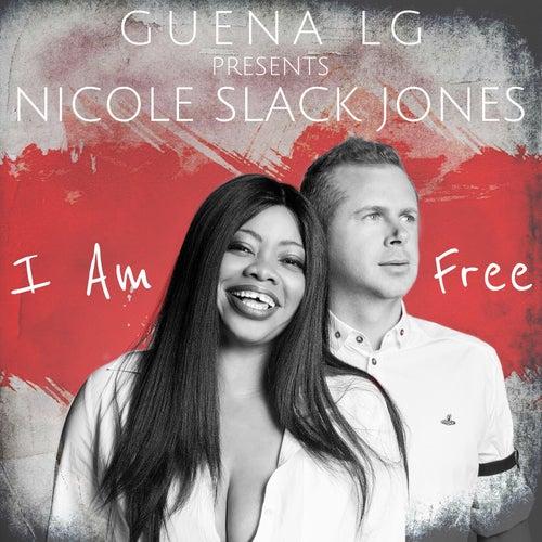 I Am Free by Guéna LG