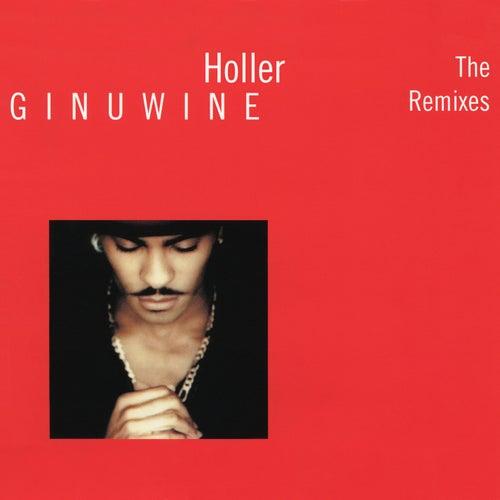 Holler - The Remixes de Ginuwine