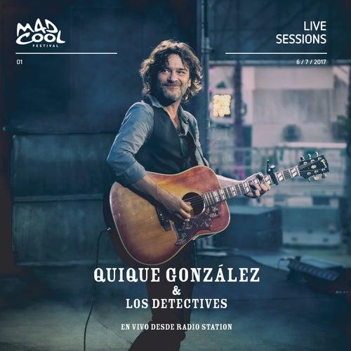 En Vivo Desde Radio Station de Quique Gonzalez