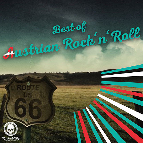 Best of Austrian Rock'n'Roll by Various Artists