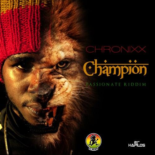 Champion von Chronixx