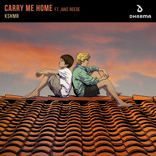 Carry Me Home (feat. Jake Reese) de KSHMR
