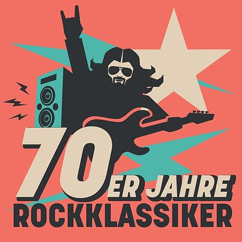 70er Jahre Rockklassiker von Various Artists