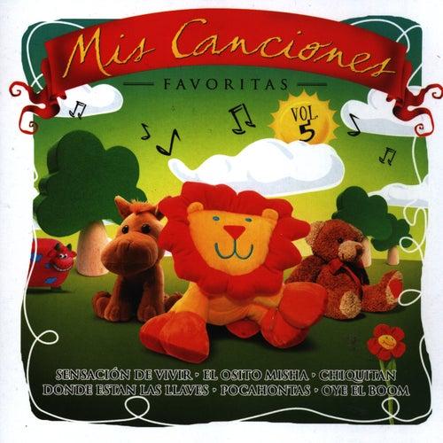 Mis Canciones Favoritas - Vol. 5 de Canciones Infantiles
