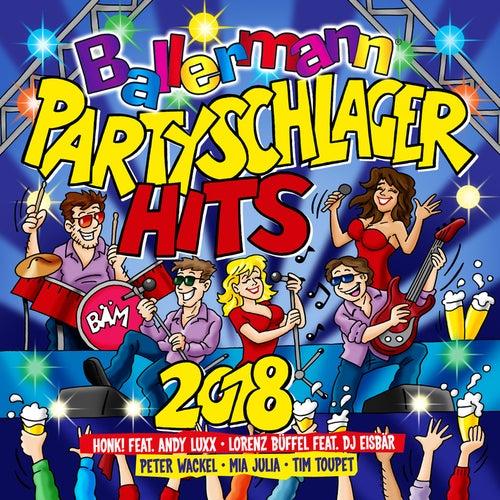 Ballermann Partyschlager Hits 2018 von Various Artists