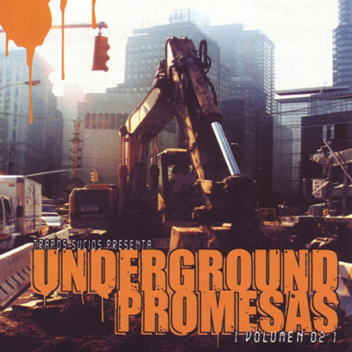 Underground promesas Vol. 2 CD 1 von Various Artists