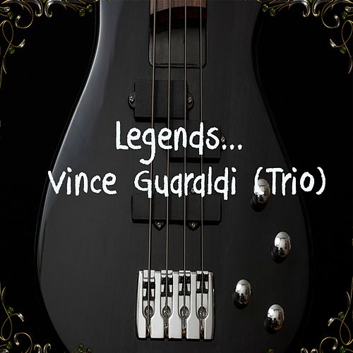 legends... Vince Guaraldi (Trio) de Vince Guaraldi