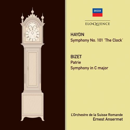 Haydn: Clock Symphony; Bizet: Symphony in C von L'Orchestre de la Suisse Romande