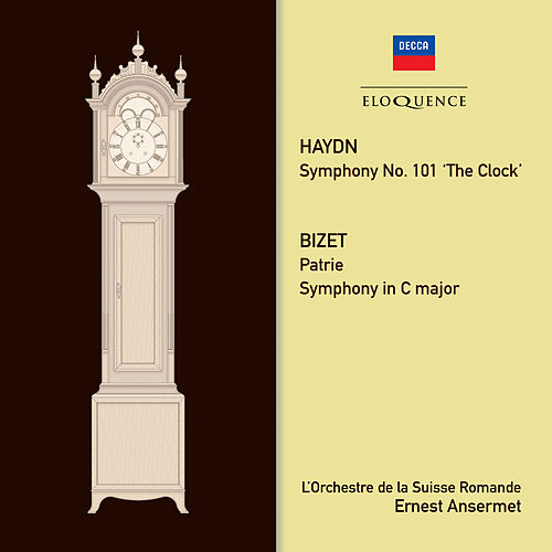 Haydn: Clock Symphony; Bizet: Symphony in C de L'Orchestre de la Suisse Romande