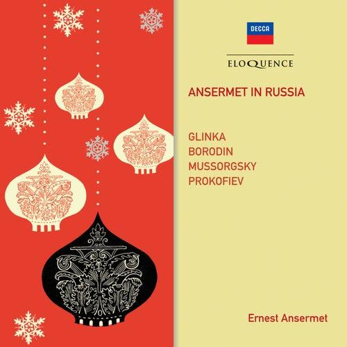 Ansermet In Russia von Ernest Ansermet