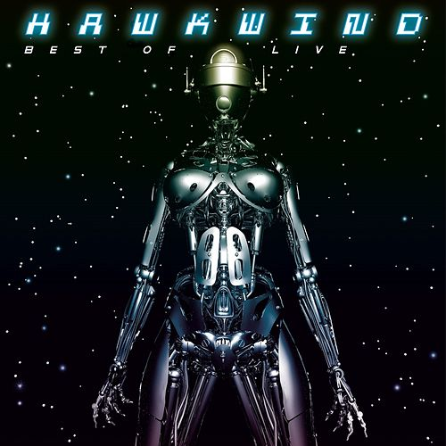 Best of Live (Live) by Hawkwind