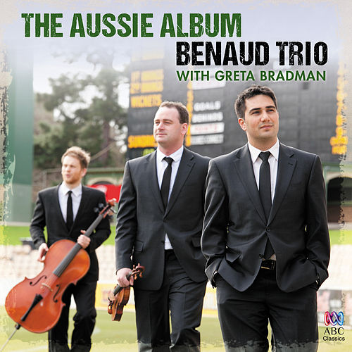 The Aussie Album de Benaud Trio