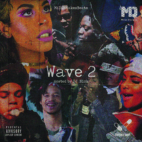 Wave 2 by Various Artists