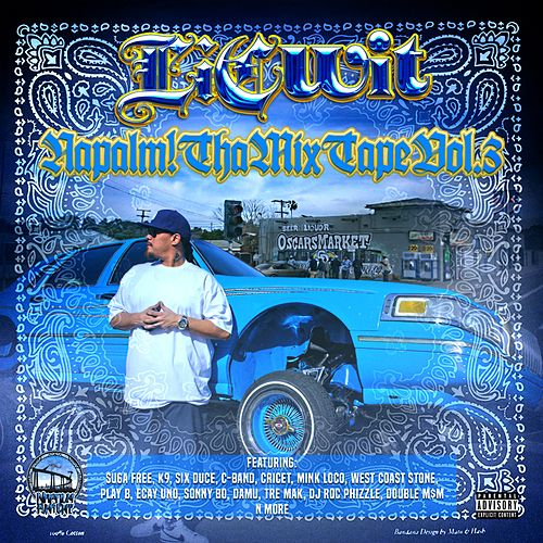 Napalm, Vol. 3 by Lic Wit