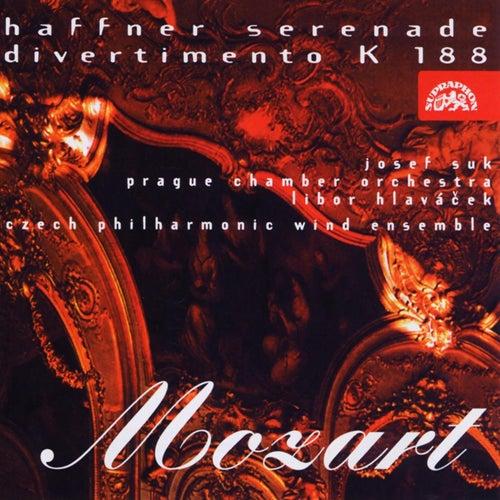 Mozart: Haffner Serenade, Divertimento No. 6 de Various Artists
