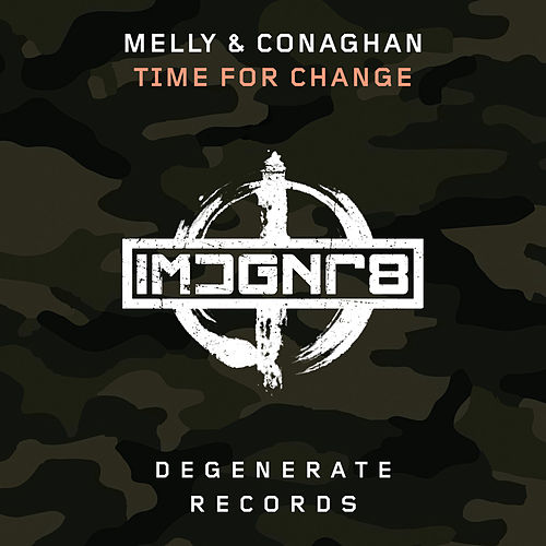Time for Change by Melly