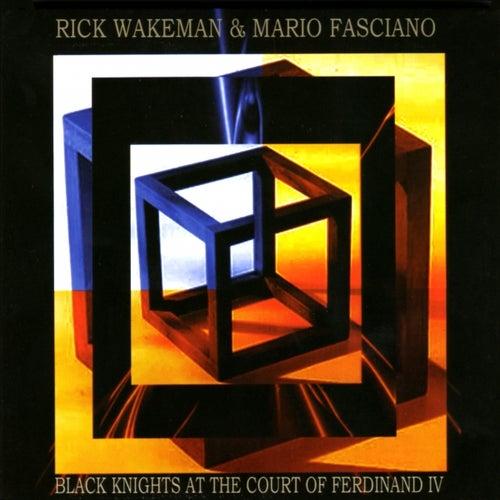 Black Knights At the Court of Ferdinand IV de Rick Wakeman