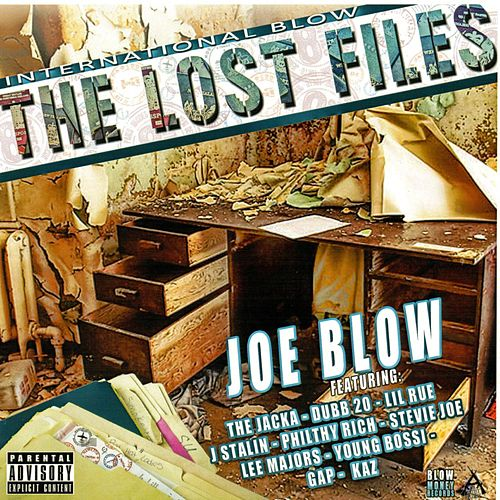 International Blow - The Lost Files von Joe Blow