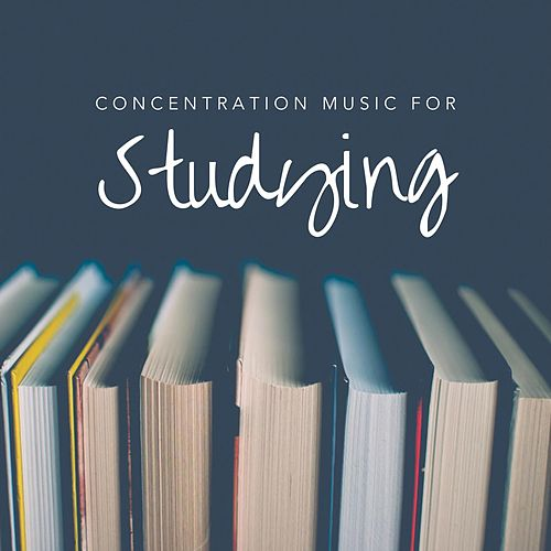 Concentration Music for Studying von Various Artists