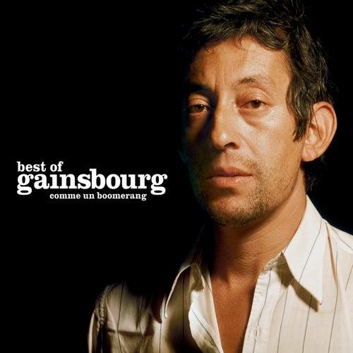 Comme un boomerang de Serge Gainsbourg