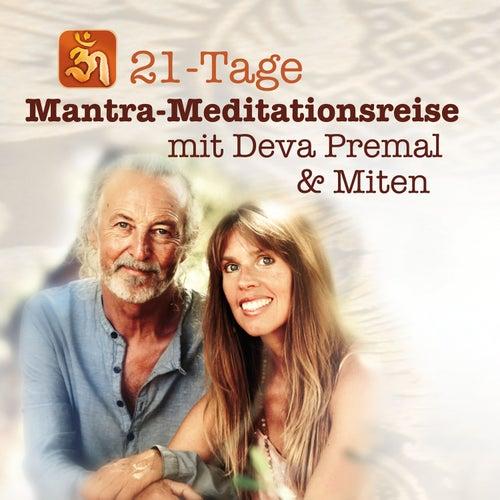 21-Tage Mantra-Meditationsreise mit Deva Premal & Miten by Deva Premal