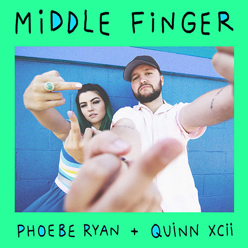 Middle Finger von Phoebe Ryan