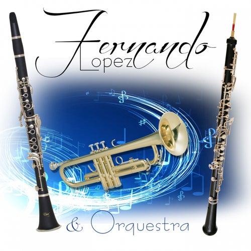 Fernando Lopez e Orquestra: Hinos Que Tocam a Alma by Fernando Lopez