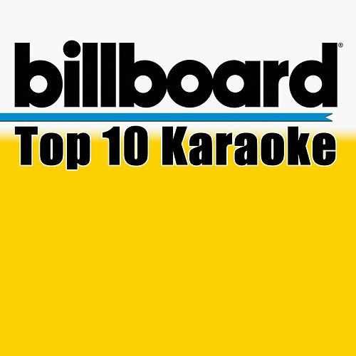 Billboard Karaoke - Top 10 Box Set (Vol. 1) by Billboard Karaoke