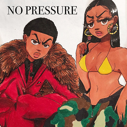 No Pressure by Drebae
