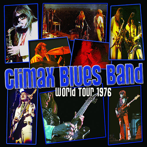 World Tour 1976 by Climax Blues Band