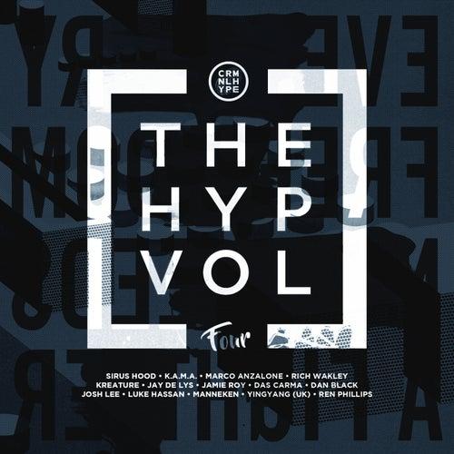 The Hype, Vol. 4 - EP de Various Artists