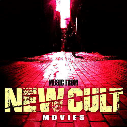 Music from New Cult Movies de Soundtrack Wonder Band