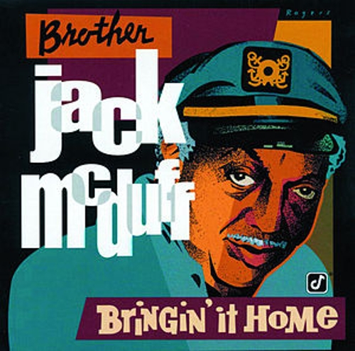 Bringin' It Home de Jack McDuff