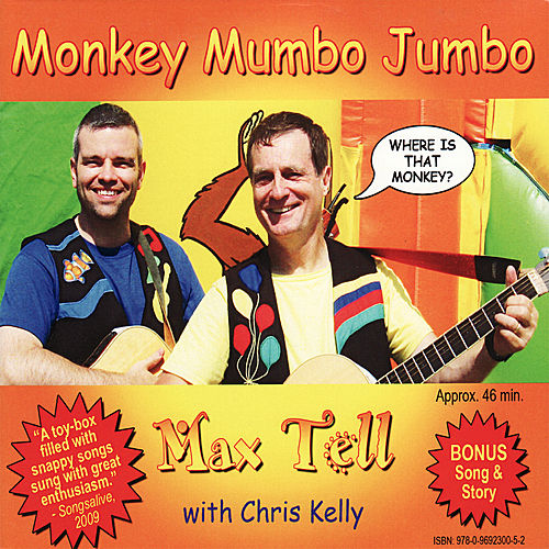 Monkey Mumbo Jumbo by Max Tell