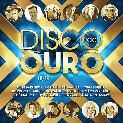Disco de Ouro 18/19 by Various Artists