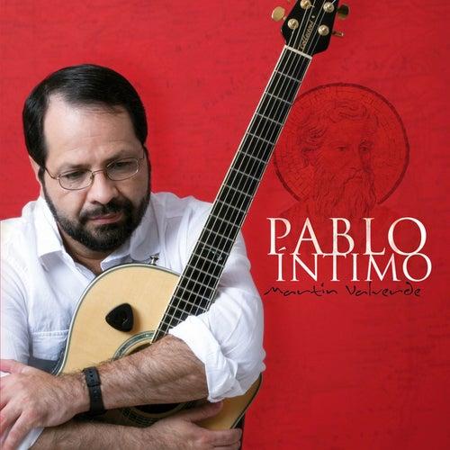 Pablo íntimo de Martin Valverde