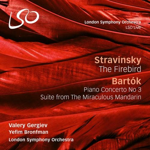 Stravinsky: The Firebird - Bartók: Piano Concerto No. 3 & The Miraculous Mandarin von London Symphony Orchestra