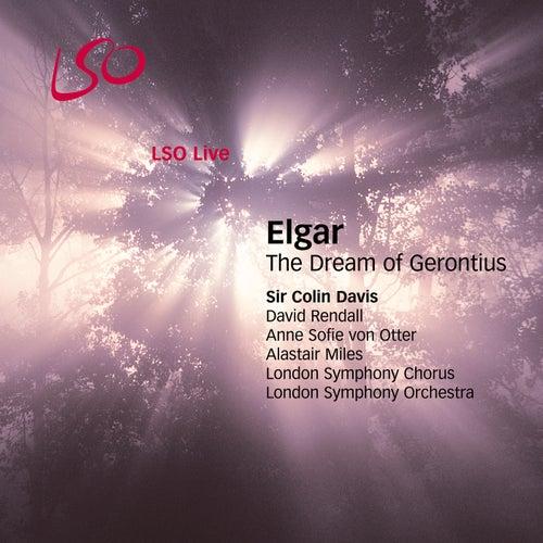 Elgar: The Dream of Gerontius de Anne-sofie Von Otter