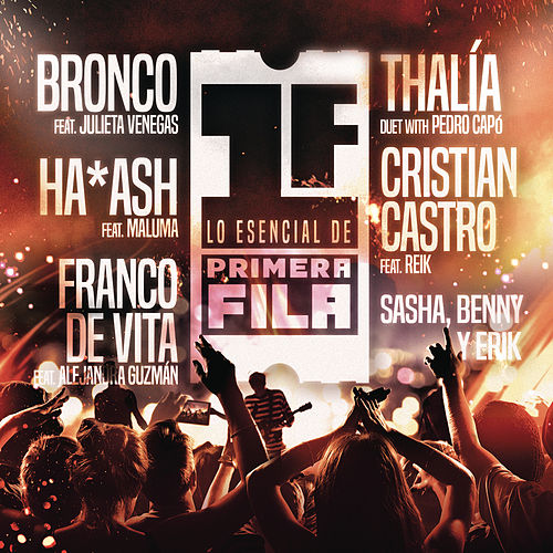 Lo Escencial de Primera Fila de Various Artists