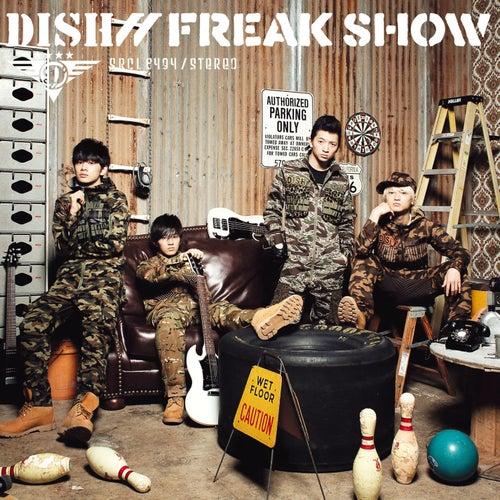 Freak Show de DISH//