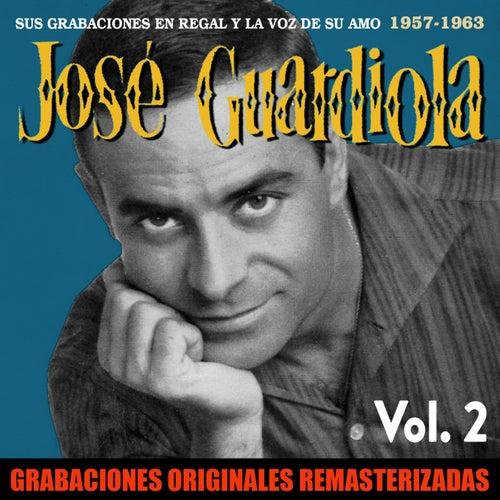 Sus grabaciones en Regal y La Voz de su Amo, Vol. 2 (1957-1963) de Jose Guardiola