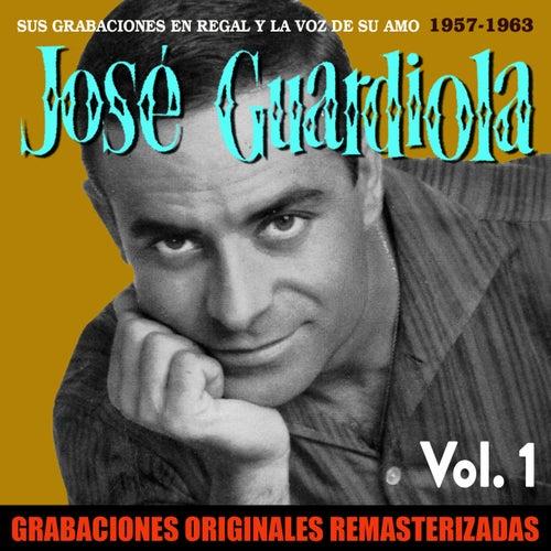 Sus grabaciones en Regal y La Voz de su Amo, Vol. 1 (1957-1963) de Jose Guardiola