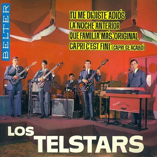 Tu Me Dijiste Adiós de The Telstars