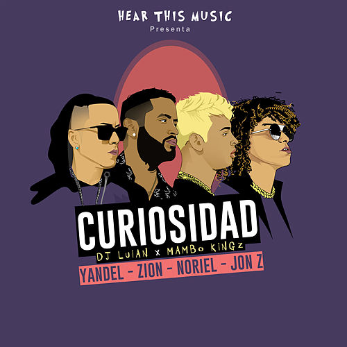 Curiosidad by Yandel
