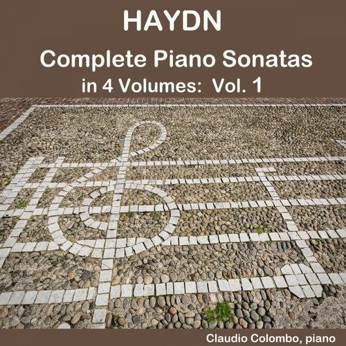 Haydn: Complete Piano Sonatas in 4 Volumes, Vol. 1 by Claudio Colombo