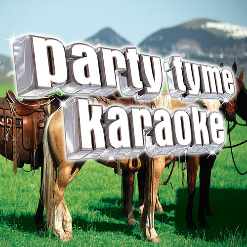 Party Tyme Karaoke - Country Party Pack 4 by Party Tyme Karaoke