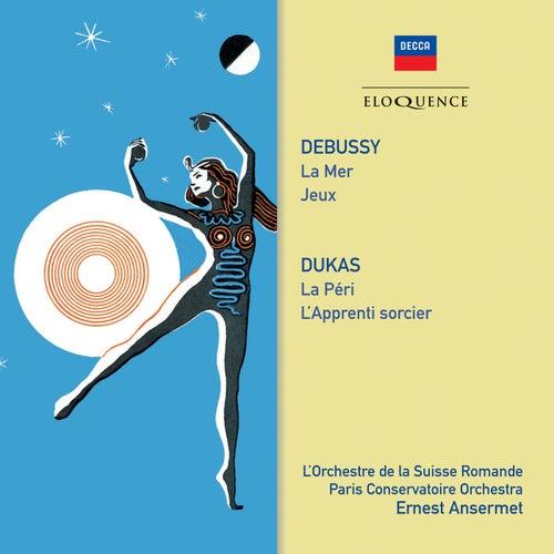 Debussy, Dukas: Orchestral Works de Ernest Ansermet