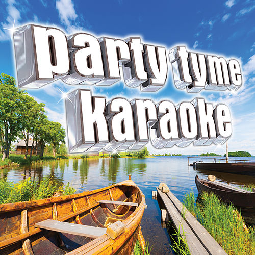 Party Tyme Karaoke - Country Party Pack 6 fra Party Tyme Karaoke
