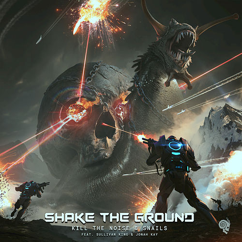Shake the Ground by Snails